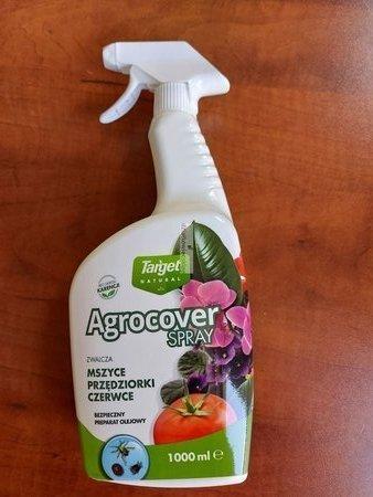 Agrocover spray na mszyce, przędziorki, czerwce 1 L