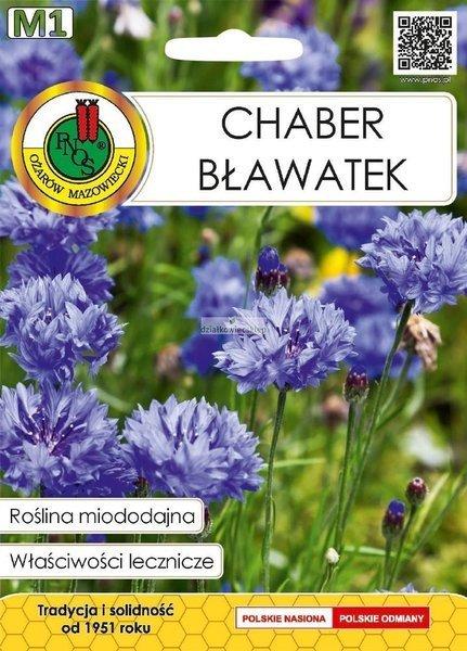 Chaber Bławatek (1 g) - Roślina Miododajna