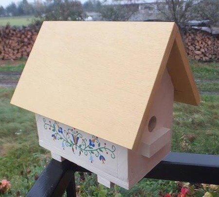 Domek dla samotnych pszczół FOLK