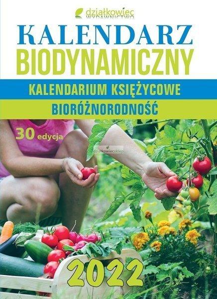Kalendarz biodynamiczny 2022 r.