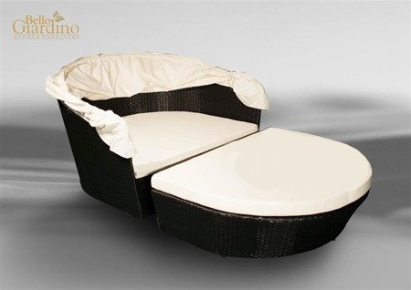 Łóżko ogrodowe TACITO