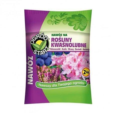 Nawóz na rośliny kwaśnolubne 2 kg