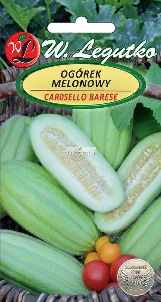 Ogórek melonowy Carosell Barese (2 g)