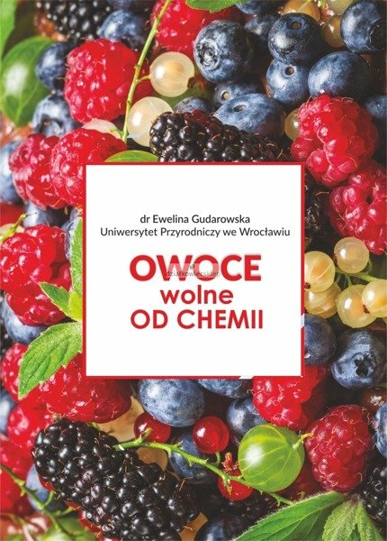 Owoce wolne od chemii ebook