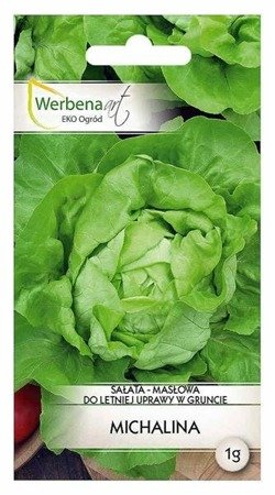 Sałata masłowa Michalina (Lactuca sativa L.) 1g
