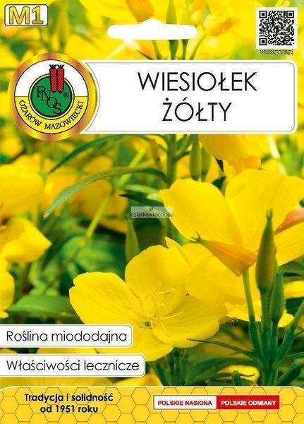 Wiesiołek Żółty (0,3 g) - Roślina Miododajna